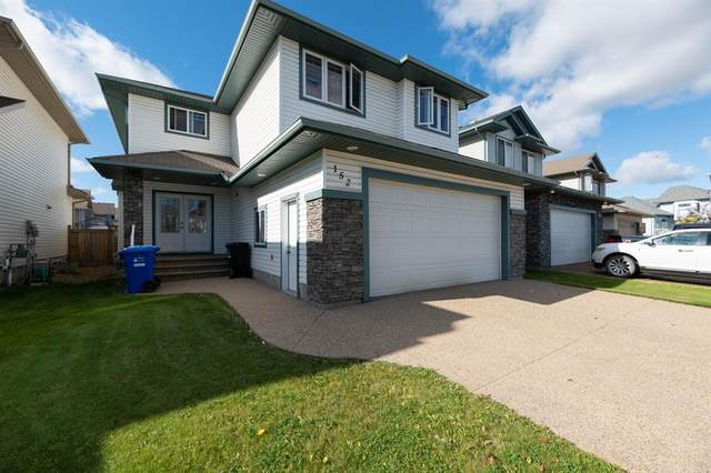152 Wild Rose Street, Fort Mcmurray, AB T9K 0G7 (#A1149837) :: Canmore & Banff