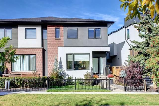 427 7 Street NE, Calgary, AB T3J 3J6 (#A1149916) :: Western Elite Real Estate Group