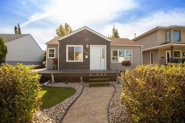 5307 50 Avenue, Camrose, AB T4V 0T2 (#A1149919) :: Western Elite Real Estate Group