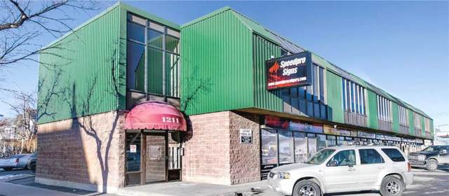 1211 14 Street SW, Calgary, AB T3C 1C4 (#A1150055) :: Canmore & Banff