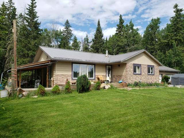 72374 Range Road 221, Valleyview, AB T0H 3N0 (#A1150306) :: Calgary Homefinders