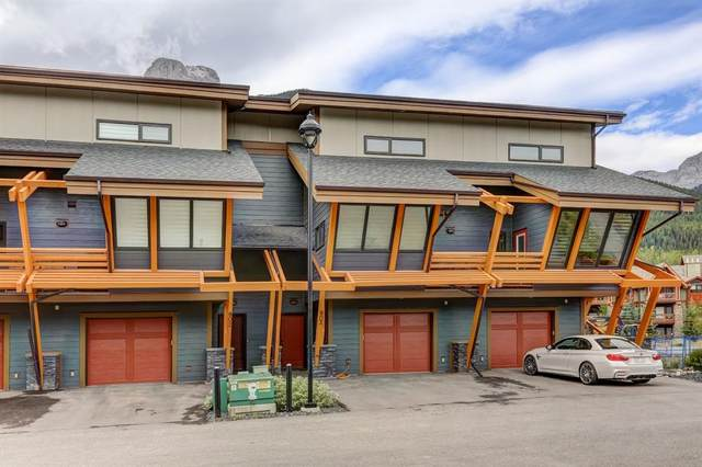 105 Stewart Creek Rise #803, Canmore, AB T1W 0J5 (#A1150835) :: Canmore & Banff