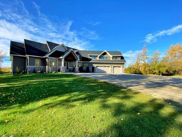53062 Twp Rd 713, Rural Grande Prairie No. 1, County of, AB T8X 4A7 (#A1150986) :: Team Shillington | eXp Realty