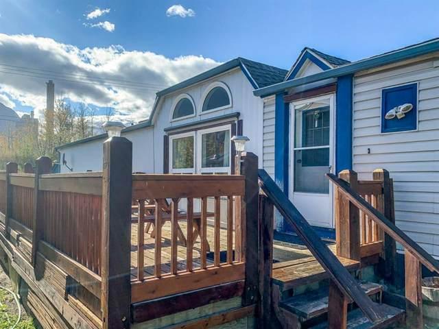 55 Windridge Road, Exshaw, AB T0L 2C0 (#A1151536) :: Canmore & Banff