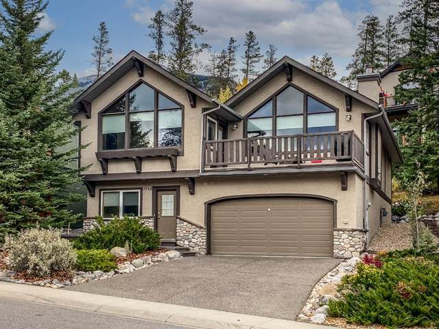 1048 Benchlands Trail, Canmore, AB T1W 3B6 (#A1151539) :: Canmore & Banff