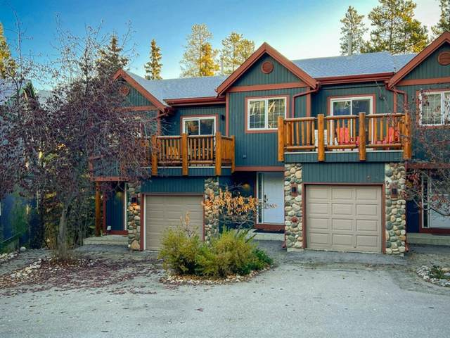 1022 Rundleview Drive #18, Canmore, AB T1W 2P2 (#A1153607) :: Canmore & Banff