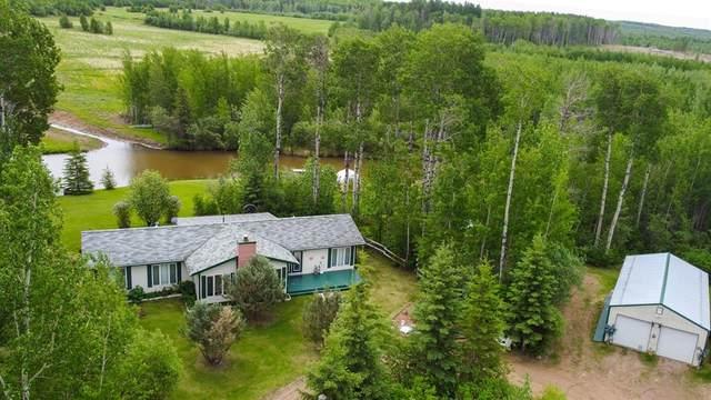 24535 C Highway 676, Rural Greenview No. 16, M.D. of, AB T0H 1B0 (#A1153851) :: Calgary Homefinders
