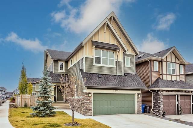 180 Sunrise View, Cochrane, AB T4C 0H4 (#A1154015) :: Western Elite Real Estate Group