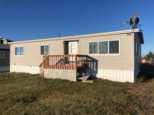 4920 50th Street, Islay, AB T0B 0C9 (#A1154045) :: Calgary Homefinders