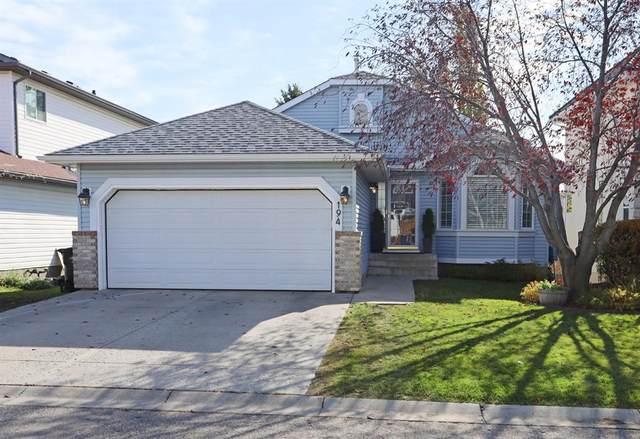 194 Sceptre Close NW, Calgary, AB T3L 1Y3 (#A1154392) :: Calgary Homefinders