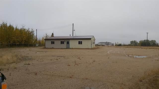 4810 & 4812 37 Avenue, Valleyview, AB T0H 3N0 (#A1154618) :: Calgary Homefinders