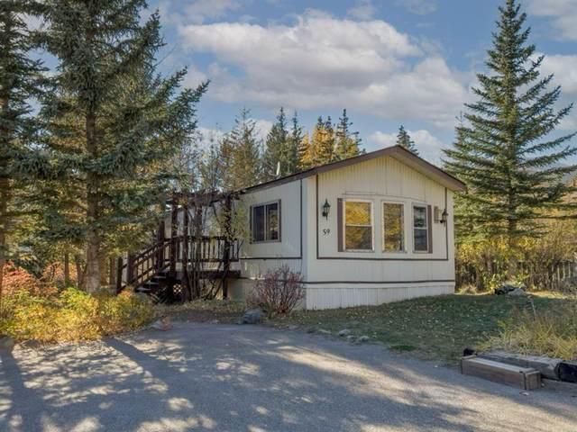 59 Windridge Road, Exshaw, AB T0L 2C0 (#A1154725) :: Canmore & Banff