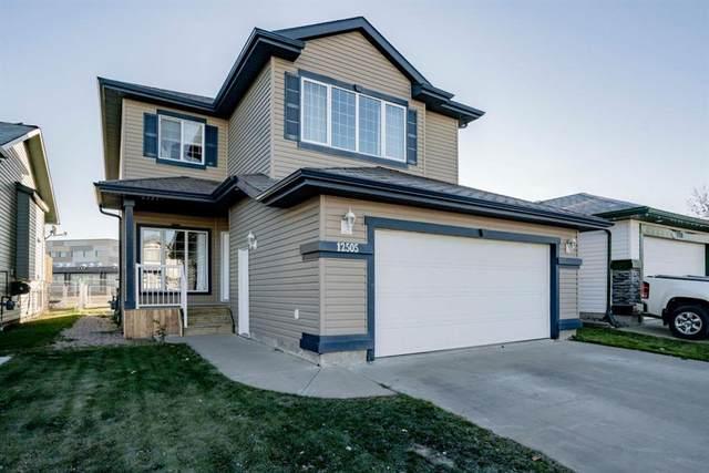 12505 105 Street, Grande Prairie, AB T8V 8L6 (#A1154793) :: Team Shillington | eXp Realty