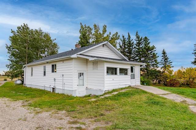 Range Road 40, Rural Mountain View County, AB T0M 0W0 (#A1154859) :: Calgary Homefinders