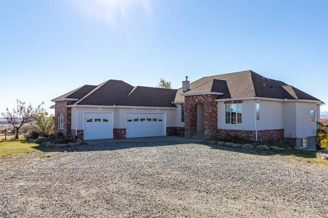 306012 96 Street W, Rural Foothills County, AB T1S 1A2 (#A1154958) :: Western Elite Real Estate Group