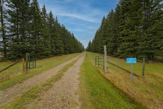 24013 Township Road 454, Rural Wetaskiwin County, AB T0C 2X0 (#A1155006) :: Western Elite Real Estate Group