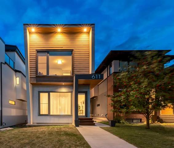 611 Alberta Avenue SE, Calgary, AB T2G 4K5 (#A1155033) :: Calgary Homefinders