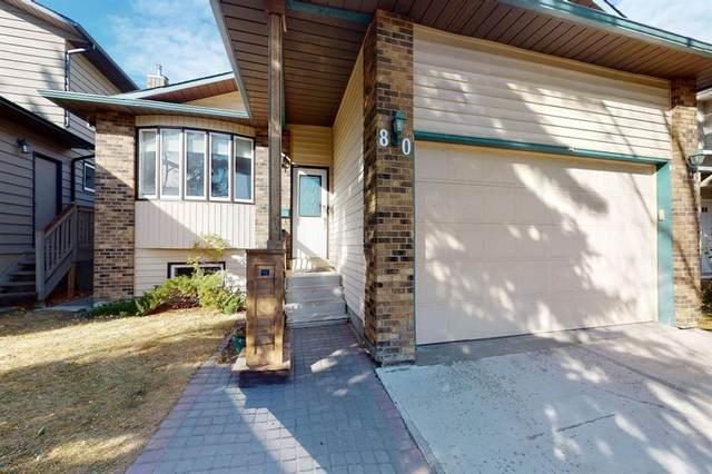 80 Macewan Glen Drive NW, Calgary, AB T3K 2C5 (#A1155169) :: Calgary Homefinders