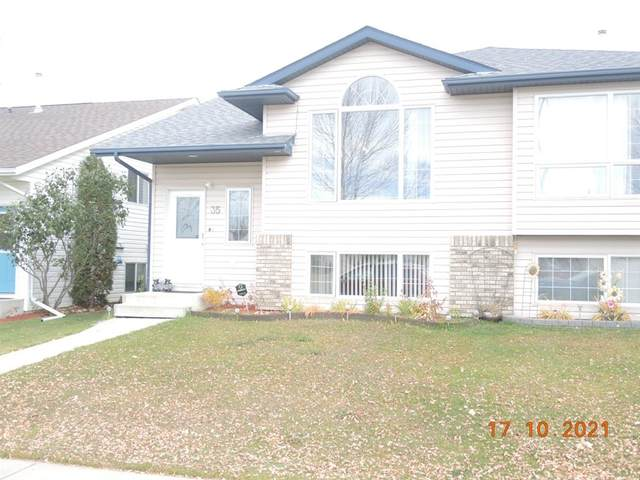 35 Old Boomer Road, Sylvan Lake, AB T4S 1S6 (#A1155184) :: Calgary Homefinders