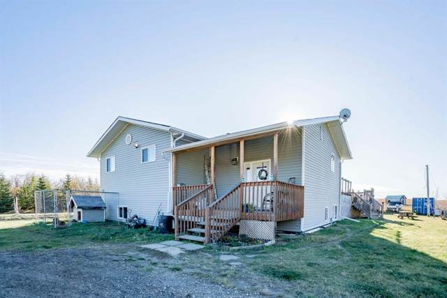 51075 TWP RD 792, Rural Saddle Hills County, AB T0H 3A0 (#A1155300) :: Team Shillington   eXp Realty