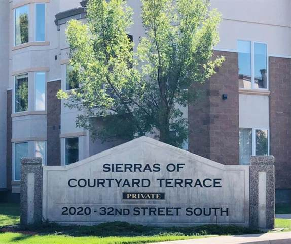 2020 32 Street S #205, Lethbridge, AB T1K 7T9 (#A1155597) :: Western Elite Real Estate Group