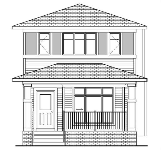 22 Fireside Hollow, Cochrane, AB T4C 2L7 (#A1155737) :: Western Elite Real Estate Group