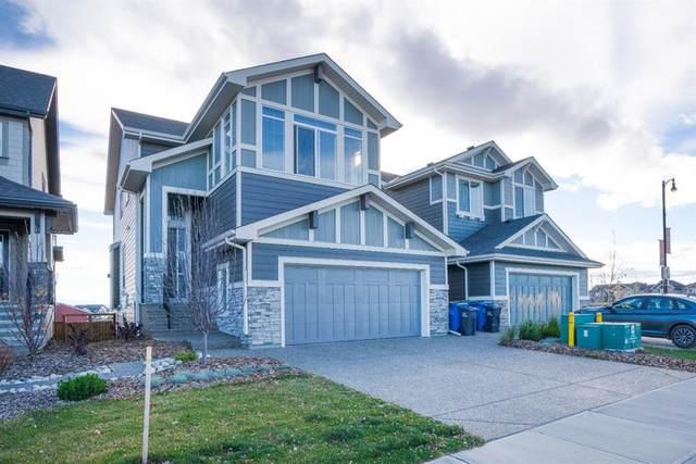 8 Sunrise Common, Cochrane, AB T4C 0Z9 (#A1155778) :: Western Elite Real Estate Group