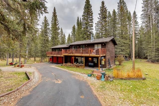 34 Mountain Lion Place, Bragg Creek, AB T0L 0K0 (#A1155788) :: Western Elite Real Estate Group