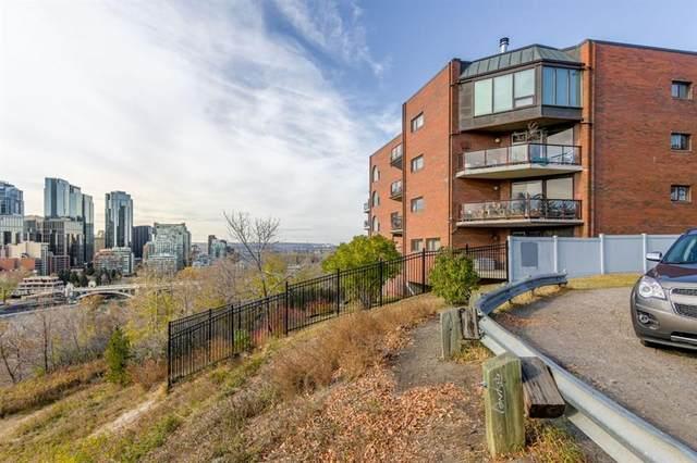 215 2 Street NE 3A, Calgary, AB T2E 2W8 (#A1155894) :: Western Elite Real Estate Group