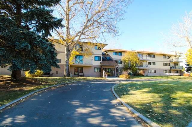 855 Columbia Boulevard W #208, Lethbridge, AB T1K 4V4 (#A1155974) :: Western Elite Real Estate Group