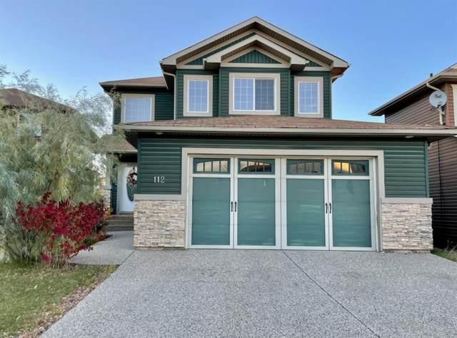 112 Pitcher Crescent, Fort Mcmurray, AB T9K 0G9 (#A1156011) :: Western Elite Real Estate Group
