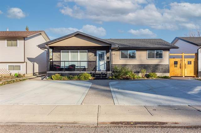 823 3 Street SE, Redcliff, AB T0J 2P0 (#A1156200) :: Canmore & Banff