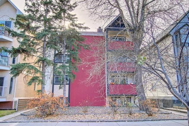 1817 11 Avenue SW #402, Calgary, AB T3C 0N7 (#A1156271) :: Canmore & Banff