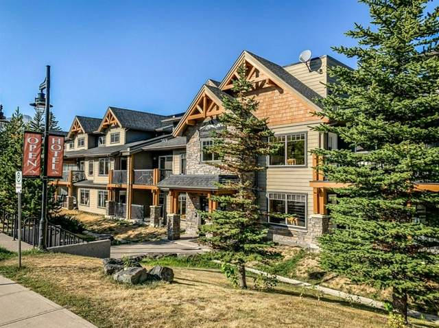 250 2nd Avenue #4207, Dead Man's Flats, AB T1W 2W4 (#A1156333) :: Canmore & Banff