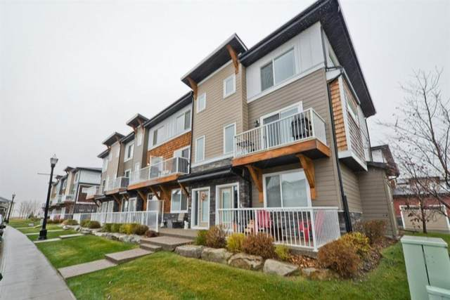 111 Rainbow Falls Gate #67, Chestermere, AB T1X 0Z4 (#A1156627) :: Canmore & Banff