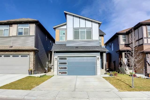 199 Cornerstone Circle NE, Calgary, AB T3N 1H1 (#A1156825) :: Canmore & Banff