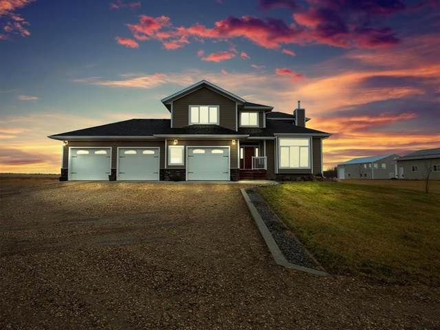 47245 Range Road 183, Rural Camrose County, AB T0B 3P0 (#A1156905) :: Canmore & Banff