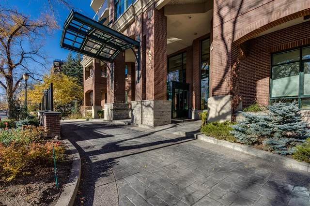 228 26 Avenue SW #203, Calgary, AB T2S 3C6 (#A1157032) :: Canmore & Banff