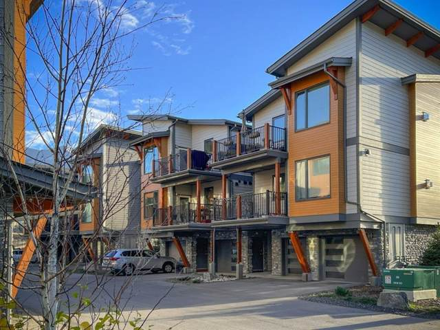 1101 Three Sisters Parkway W 302G, Canmore, AB T1W 0L3 (#A1157062) :: Canmore & Banff