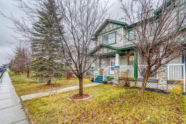 426 Stonegate Way NW, Airdrie, AB T4B 2Y2 (#A1157122) :: Canmore & Banff