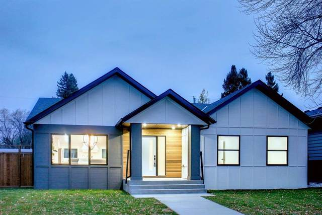 49 Hamlet Road SW, Calgary, AB T2V 3C9 (#A1157497) :: Canmore & Banff