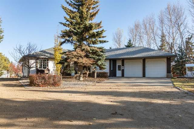 46139 Range Road 205 #133, Rural Camrose County, AB T4V 4E7 (#A1157700) :: Canmore & Banff