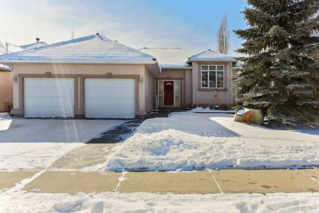 37 West Terrace Drive, Cochrane, AB T4C 1R5 (#C4027013) :: Redline Real Estate Group Inc