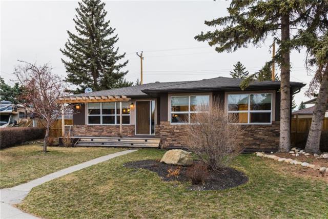16 Wakefield Drive SW, Calgary, AB T3C 2W7 (#C4204056) :: Redline Real Estate Group Inc
