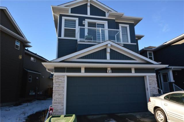 32 Redstone Link NE, Calgary, AB T3N 0T9 (#C4224043) :: Redline Real Estate Group Inc