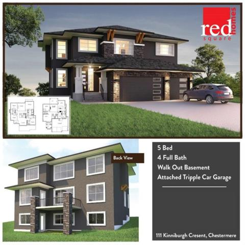 111 Kinnibergh Crescent, Chestermere, AB T1X 1C1 (#C4228393) :: Redline Real Estate Group Inc