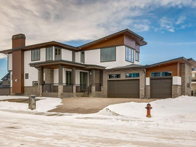78 Stoneypointe Place, Rural Rocky View County, AB T3L 2N6 (#C4228643) :: Calgary Homefinders