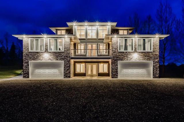 292210 Twp Rd 262A, Balzac, AB T4A 0N2 (#C4233891) :: Western Elite Real Estate Group