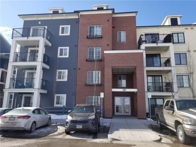 755 Copperpond Boulevard SE #3403, Calgary, AB  (#C4234171) :: Redline Real Estate Group Inc