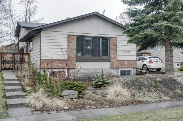 14703 Deer Ridge Drive SE, Calgary, AB T2J 6A8 (#C4235661) :: The Cliff Stevenson Group